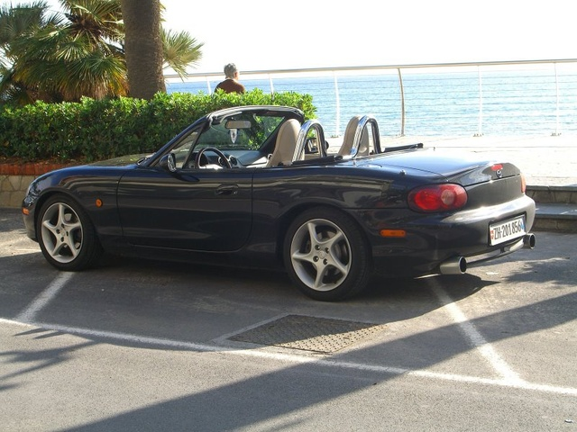 Picture of 2004 Mazda MX-5 Miata MAZDASPEED, exterior