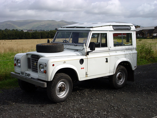1975 land rover series iii pictures cargurus. Black Bedroom Furniture Sets. Home Design Ideas