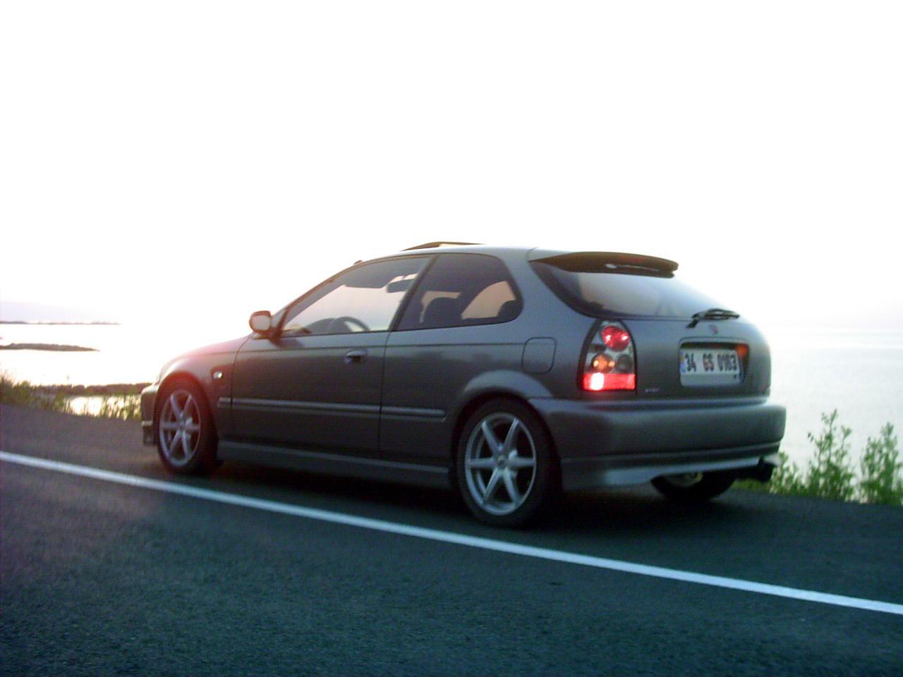 1998 Honda Civic Pictures Cargurus