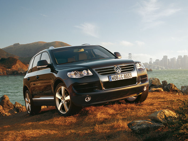 Picture of 2008 Volkswagen Touareg 2, gallery_worthy