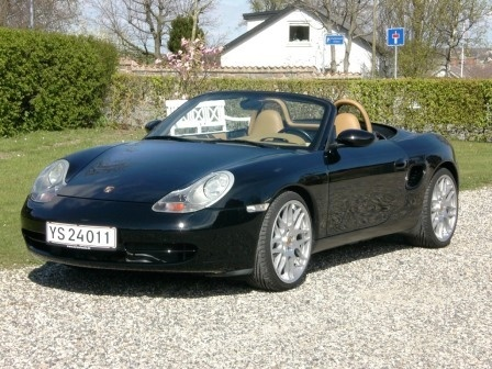 Picture of 1998 Porsche Boxster, exterior, gallery_worthy