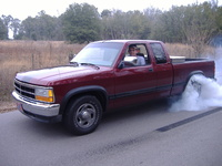 1996 Dodge Dakota 2 Dr SLT Extended Cab SB picture