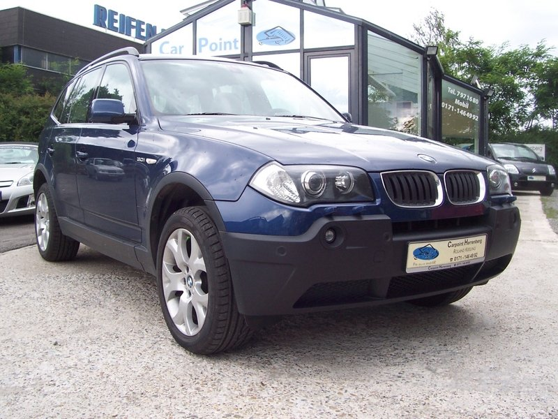 2013 Bmw X3 Review Motor Trend Html Autos Weblog