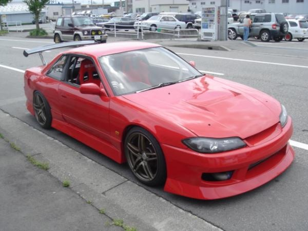 Picture of 2000 Nissan Silvia, exterior