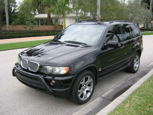 Picture Of 2001 Bmw X5 4 4i Exterior