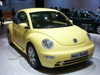 2006 Volkswagen Beetle Picture Gallery
