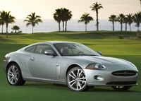 2008 Jaguar XK-Series Base picture, exterior