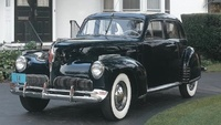 1942 Studebaker Commander Overview