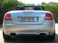 2003 Audi A4 1.8T Convertible, 2003 Audi A4 Cabrio MTM 1.8T Turbo