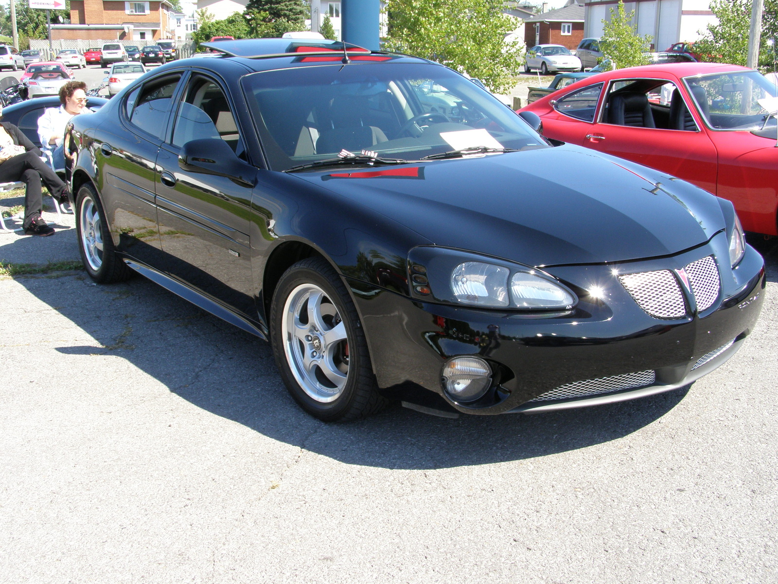 2004 Pontiac Grand Prix - Pictures