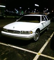 Picture of 1995 Buick Roadmaster 4 Dr Estate Wagon