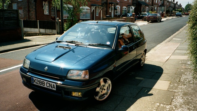 Picture of 1992 Renault Clio, gallery_worthy