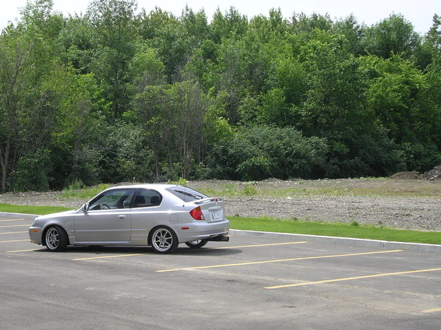 Picture of 2004 Hyundai Accent GT Hatchback, exterior