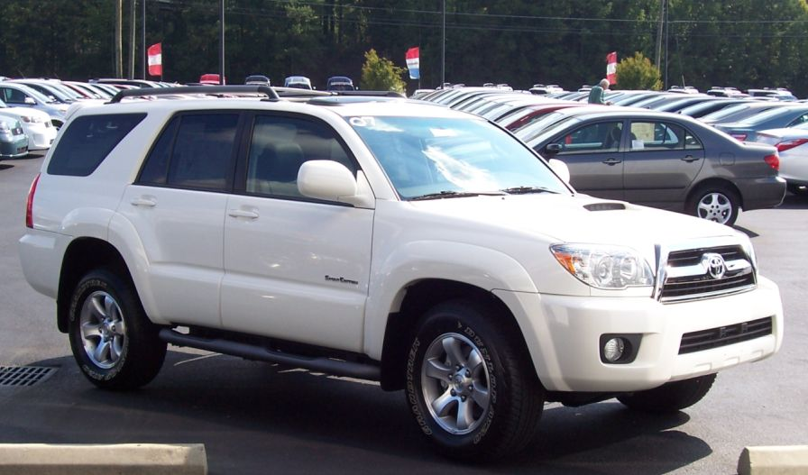 2007 toyota 4runner other pictures cargurus. Black Bedroom Furniture Sets. Home Design Ideas