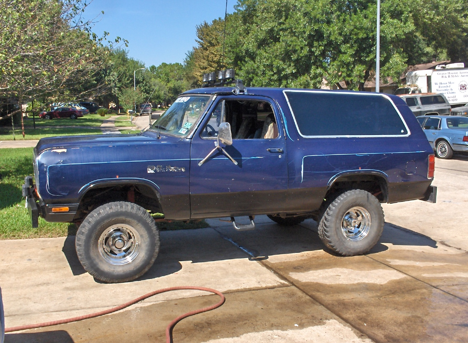 1974 Dodge Ramcharger