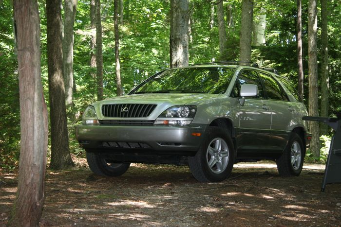 Picture of 1999 Lexus RX 300 Base AWD