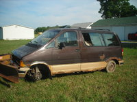 Picture of 1990 Ford Aerostar 3 Dr Eddie Bauer AWD Passenger Van, gallery_worthy