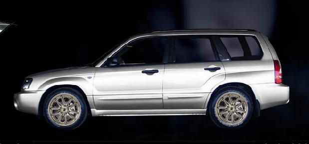 Subaru Forester 2005. 2005 Subaru Forester