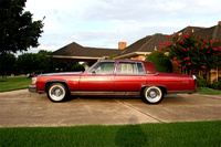 1985 Cadillac Fleetwood picture