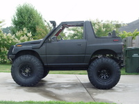 1996 Geo Tracker 2 Dr STD 4WD Convertible picture
