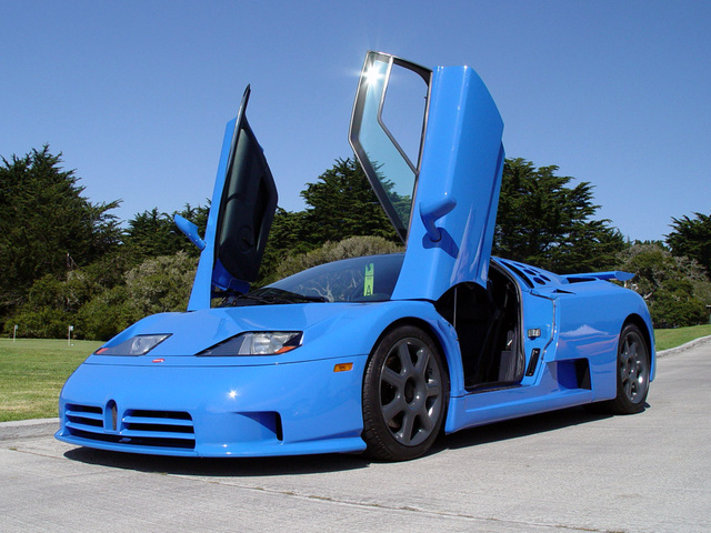 Picture of 1995 Bugatti EB110