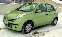 2006 Nissan Micra Overview