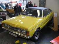 1970 Ford Taunus Overview