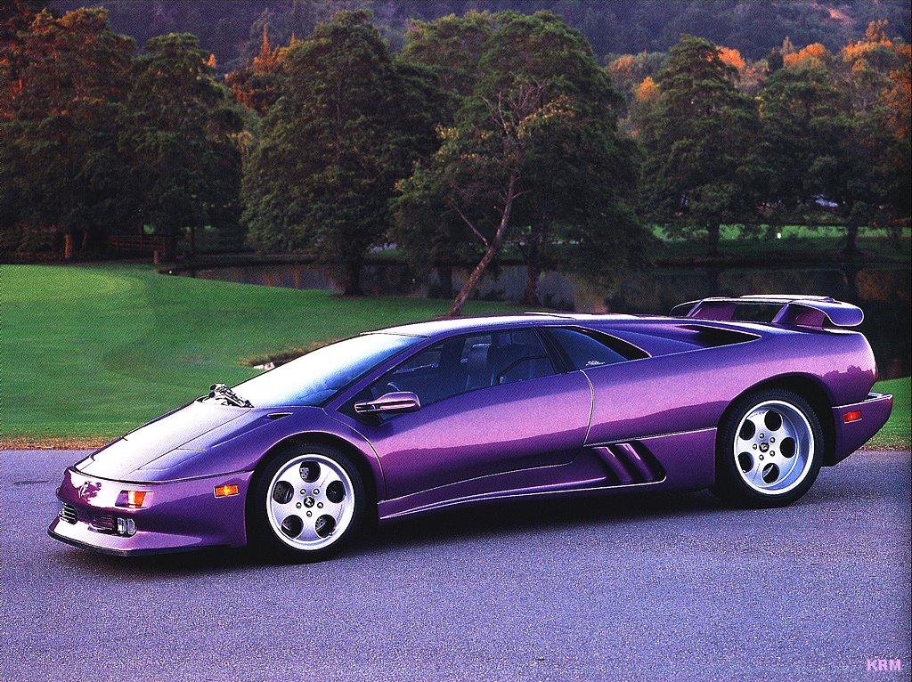 Lamborghini Diablo Vt 6.0. 2001 Lamborghini Diablo 2 Dr