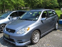 2003 Toyota Matrix 4 Dr XRS Wagon picture