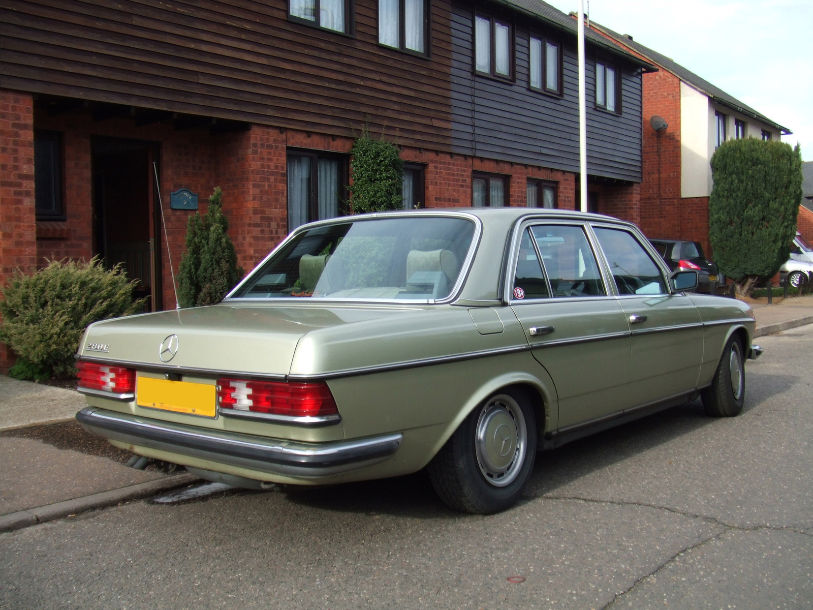 1984 mercedes benz 280 other pictures cargurus for 1984 mercedes benz