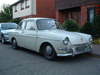 1965 Volkswagen Variant Overview