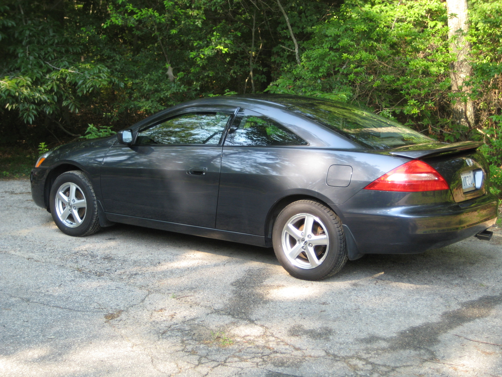 picture of 2003 honda accord ex coupe. Black Bedroom Furniture Sets. Home Design Ideas