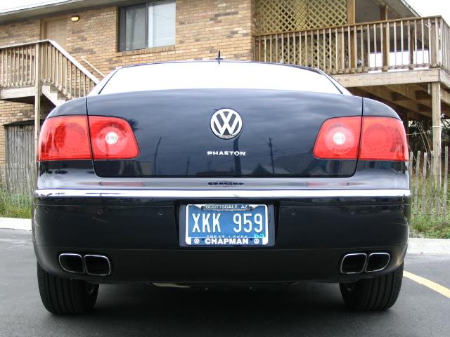 Volkswagen Phaeton W12 For Sale. 2004 Volkswagen Phaeton