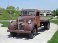 1947 Dodge Power Wagon Overview