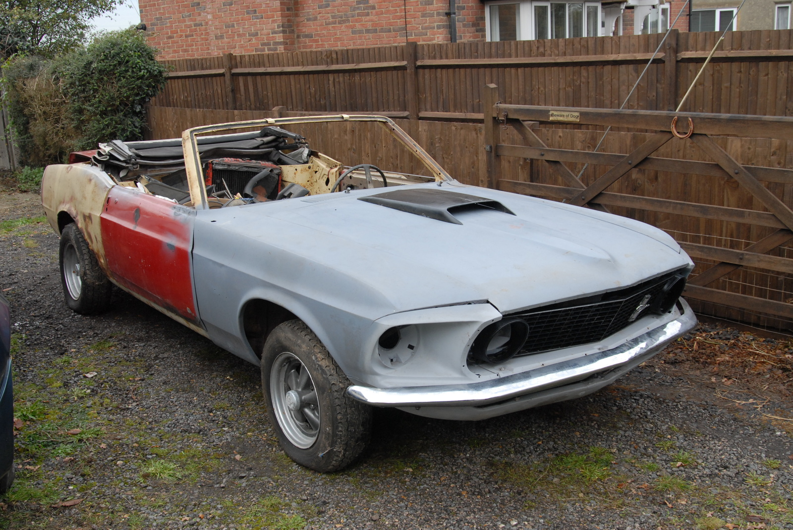 1969 Ford Mustang Other Pictures Cargurus