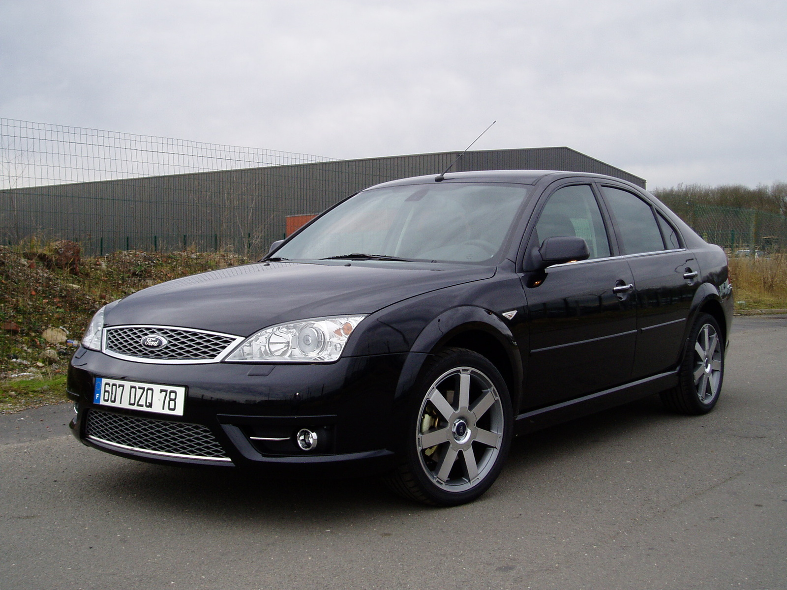 2006 ford mondeo other pictures cargurus