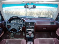 Picture of 1990 Honda Accord Coupe EX, interior, gallery_worthy