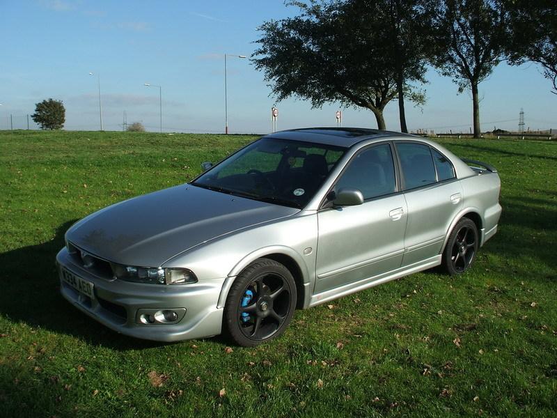 2000 Mitsubishi Galant - Pictures - CarGurus