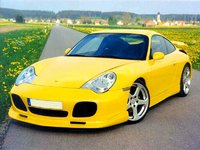 Picture of 2001 Porsche 911 Turbo AWD, exterior, gallery_worthy