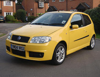 2004 FIAT Punto Overview