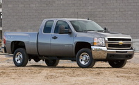 2000 Chevrolet Silverado 2500 Picture Gallery