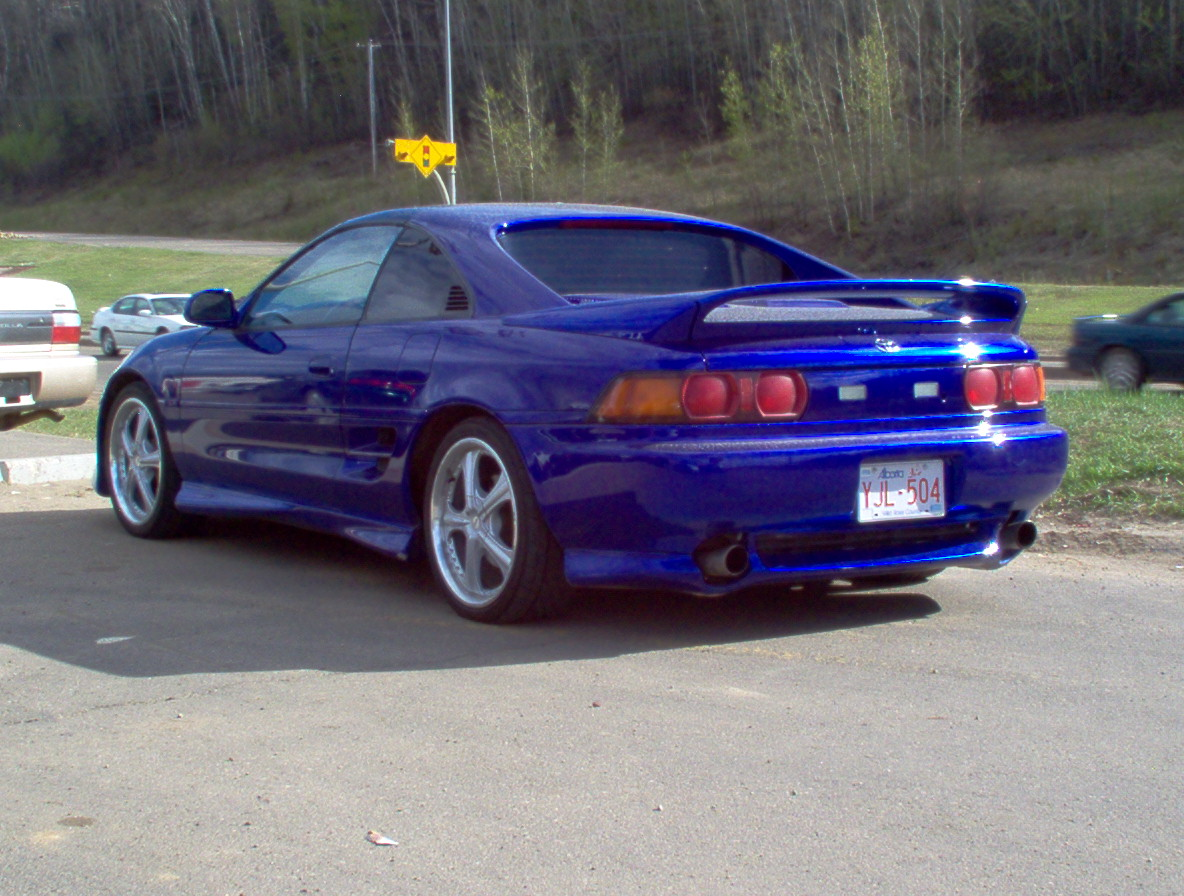 Picture of 1991 Toyota MR2 Turbo T-bar