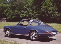 1966 Porsche 911 picture, exterior