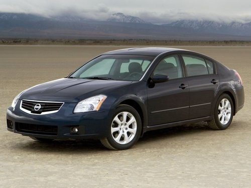 Picture of 2008 Nissan Maxima