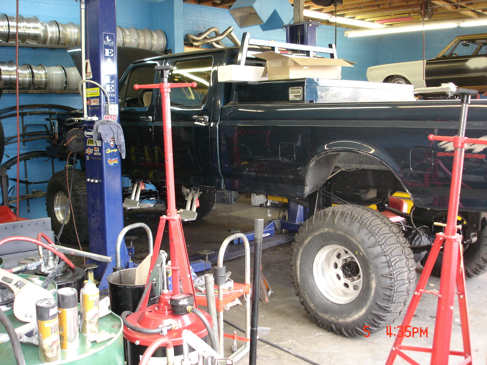 1997 Ford F-350 4 Dr XLT 4WD Crew Cab LB picture