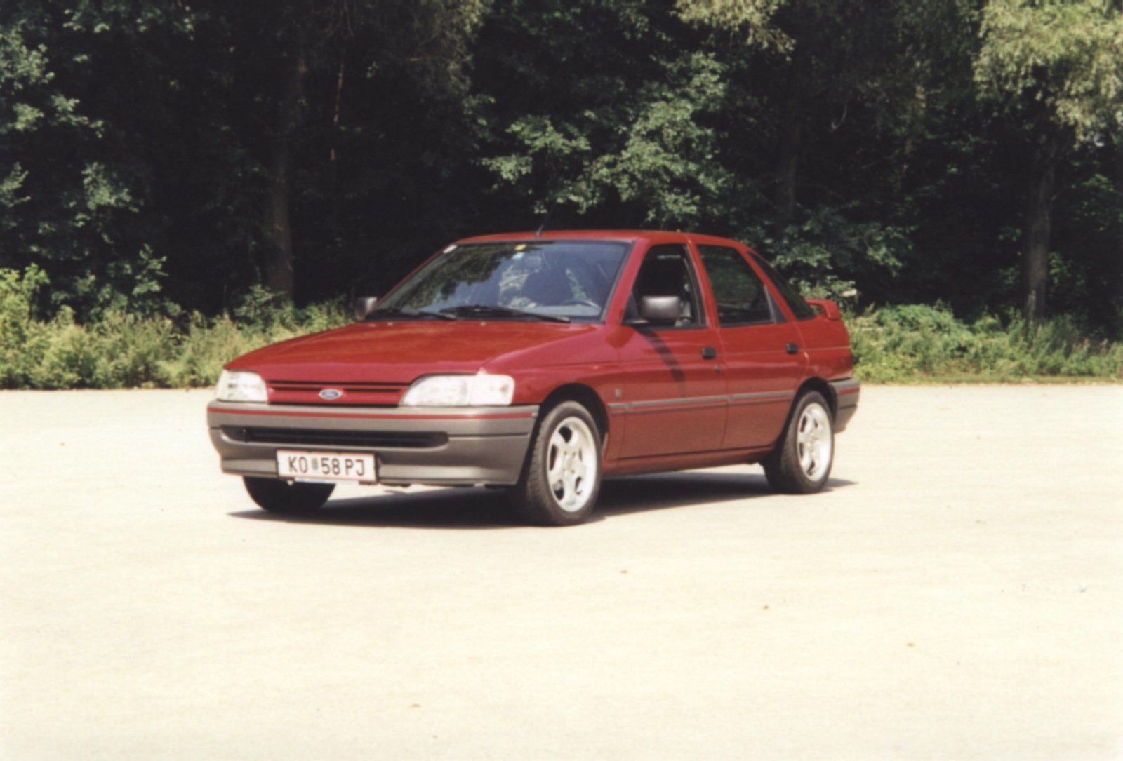 Are 1992 ford escort automatic transmission problems