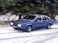 1982 Talbot Samba Overview