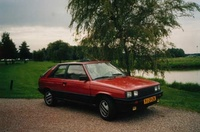 1986 Renault 11 Overview