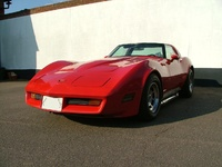 1981 Chevrolet Corvette picture, exterior