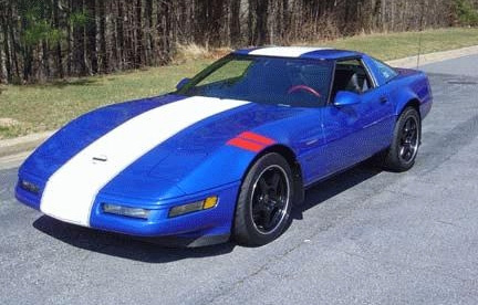 Picture of 1996 Chevrolet Corvette Grand Sport, exterior